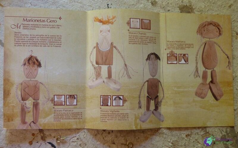 Wararos - marionetas infantiles