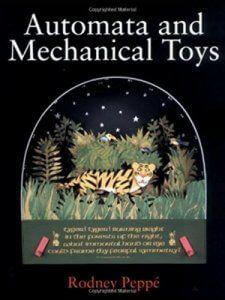 libro automata and mechanical toys