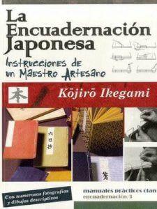 libro encuadernacion japonesa