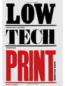 libro low tech print