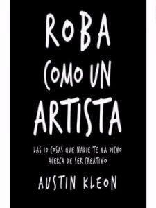 libro roba como un artista