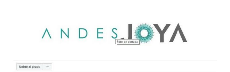 grupo de facebook ANDES JOYA - Orfebres Iberoamericanos, joyería contemporánea de autor