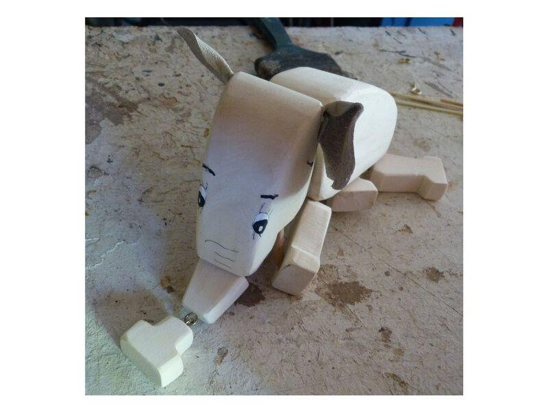 Marioneta Gero elefentito