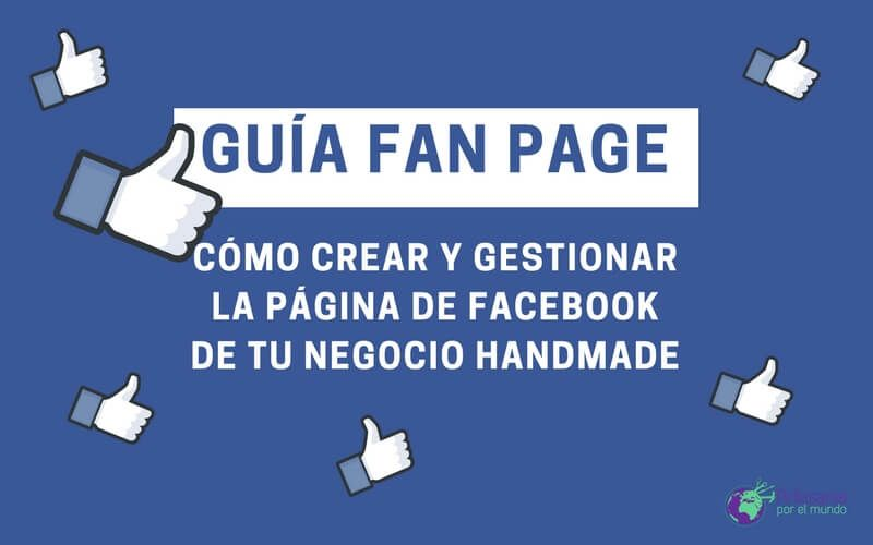 guia pagina defacebook