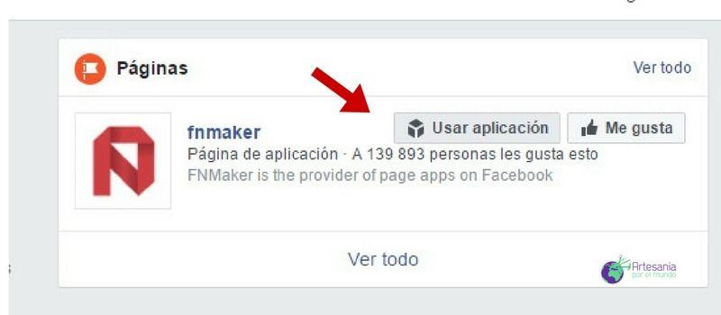 usar app fnmaker