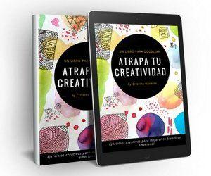 libro atrapa creatividad