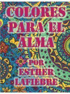 libro colores para el alma