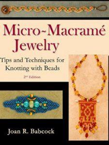 libro tecnicas micro-macrame