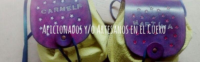 grupo de facebook Aficionados yo Artesanos en el Cuero