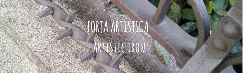 grupo de facebook Forja artística - Artistic Iron