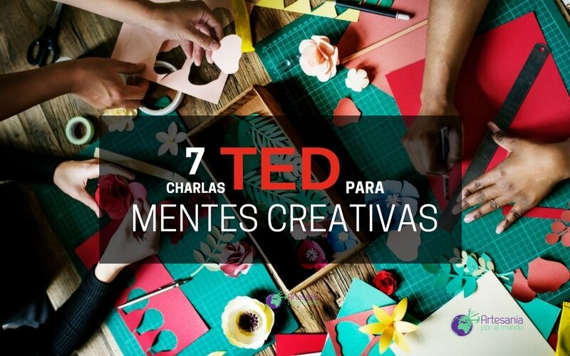 TED para mentes creativas