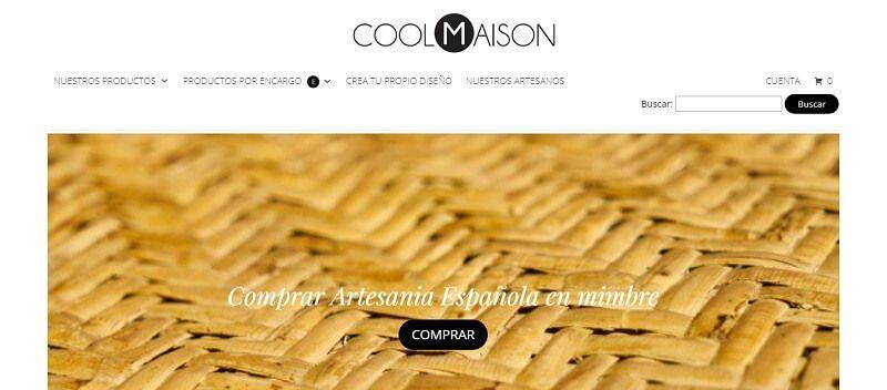 vender artesania online coolmaison