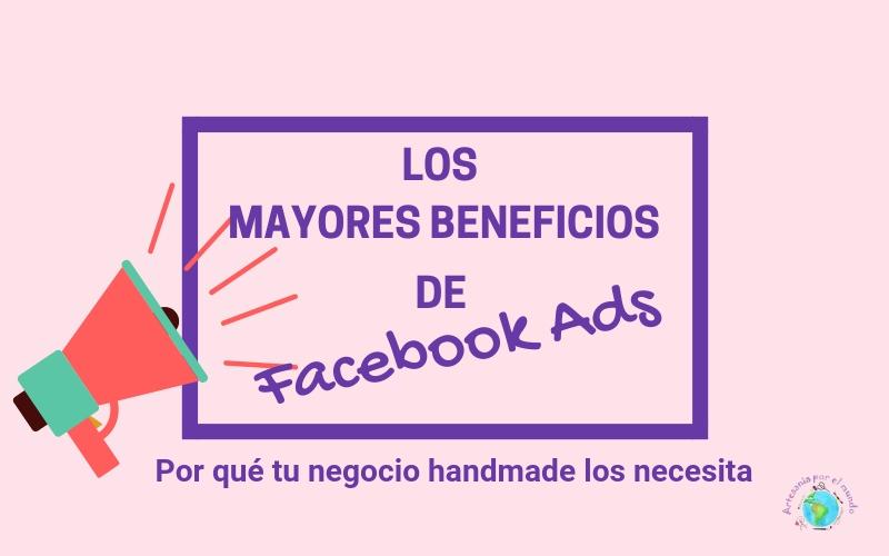 Beneficios Facebook Ads